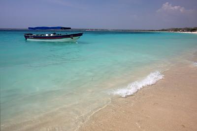 Boat, Playa Blanca