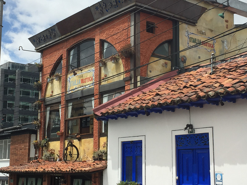 Art district, Bogotá