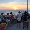 Sunset at Cafe del Mar, Cartagena