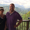 Roya and I at Cocora Valley