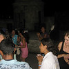 And then to our fave bar in the area, La Casa de la Cerveza, also in Getsemani. It was a lounge/dance club with a DJ set on top of the old walls. We made some friends who wanted me to dance with them. This dance had a bit of choreography involved, as you can see.