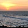 Sunset at Cafe del Mar, Cartagena