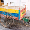 Colorful wagon, Cartagena