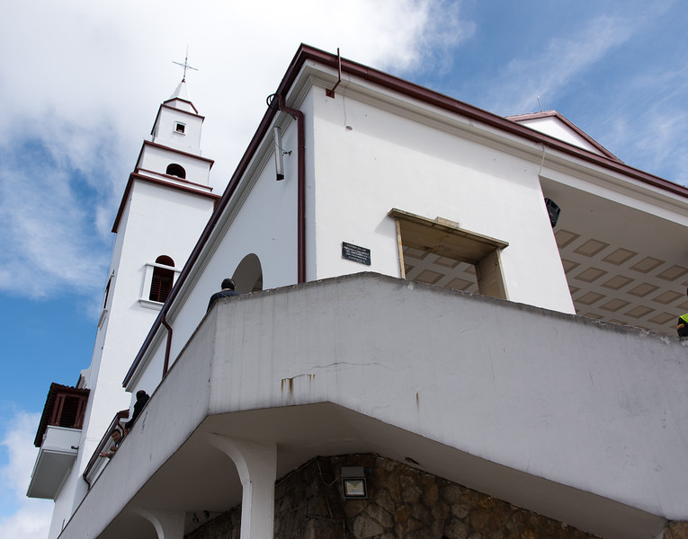Church at Monserrate