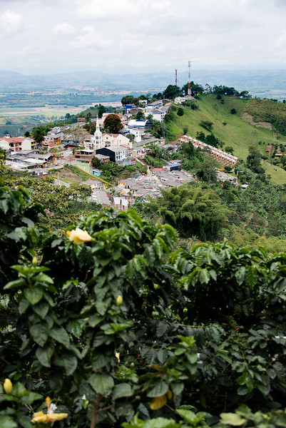 Town of Buenavista near San Alberto