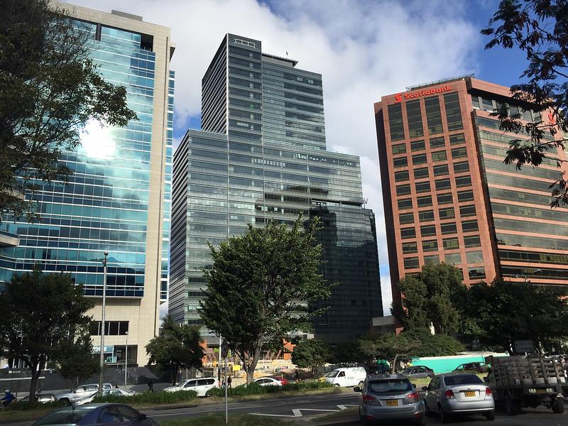 W Hotel, Bogotá