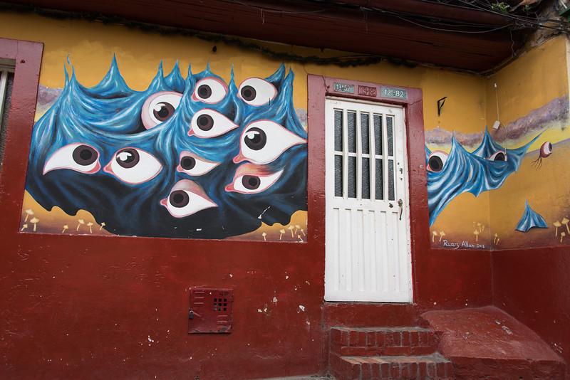 Candelaria district, Bogotá