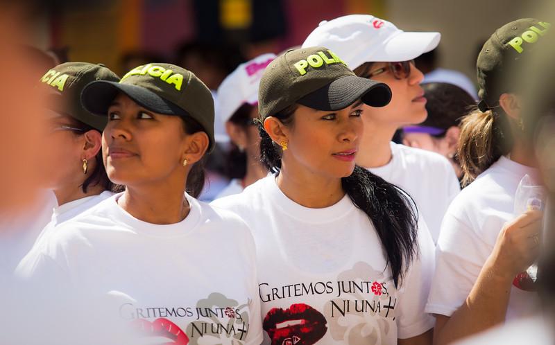 Police-women - Cartagena - Colombia