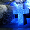 Zipaquirá's main tourist attraction is the Salt Cathedral, an underground Catholic church constructed within the tunnels of a salt mine.