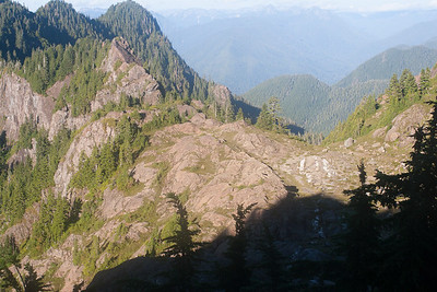 Colonel Bob, Olympic National Forest, September 2012