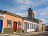 A view of a street of the historic city of Sao Joao del Rei in the Brazilian state of Minas Gerais.<br /> (Australfoto/Douglas Engle)