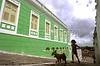 Historic buildings in Joao Pessoa, Paraiba state.(Australfoto/Douglas Engle)