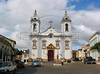 A view of the Nossa Senhora de Rosario church in Sao Joao del Rei in the Brazilian state of Minas Gerais. (Australfoto/Douglas Engle)