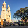Campeche Cathedral.