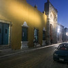 Colonial Campeche  at Night.