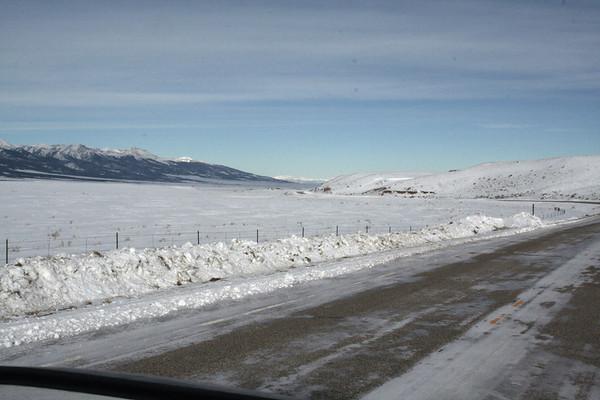 Colorada snow trip