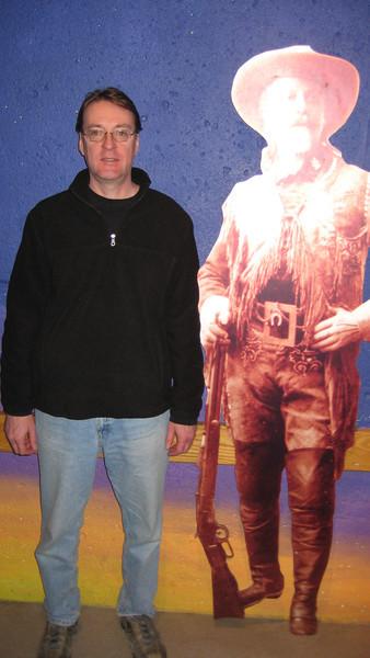 Me n' Buffalo Bill Cody!