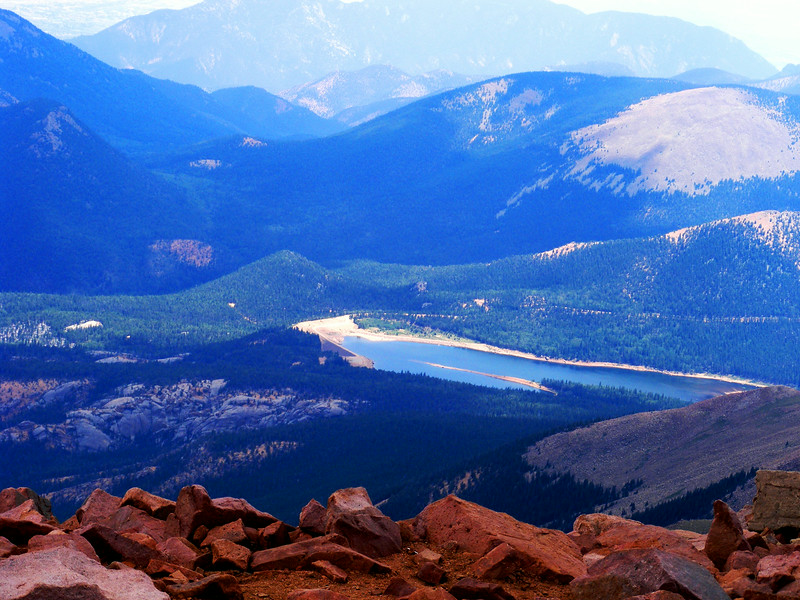 Pike's Peak (20 Jul 2014)