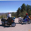 2000 - A stop on the way up to Grand Mesa near Grand Junction CO.