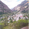 2000 - Ouray at the north end of the Million Dollar Highway, CO 550
