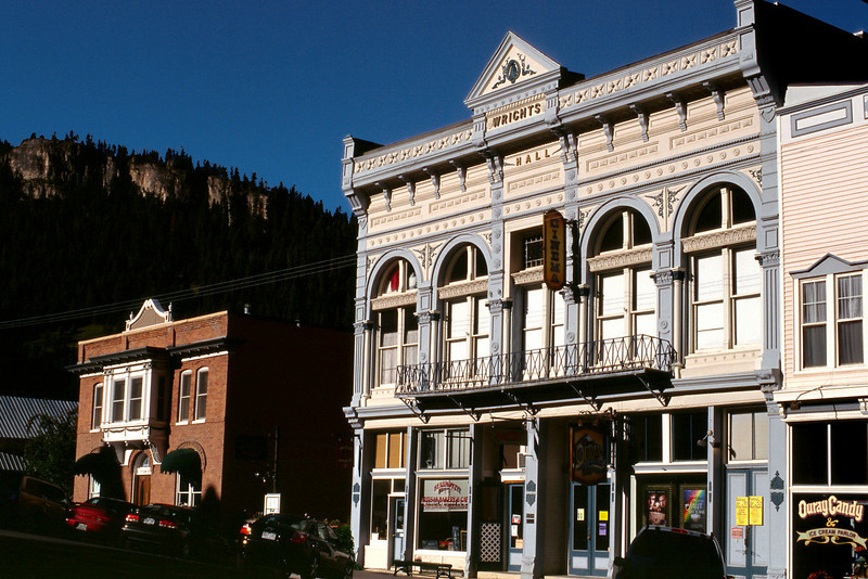 Wright's Opera House, Ouray, Colorado