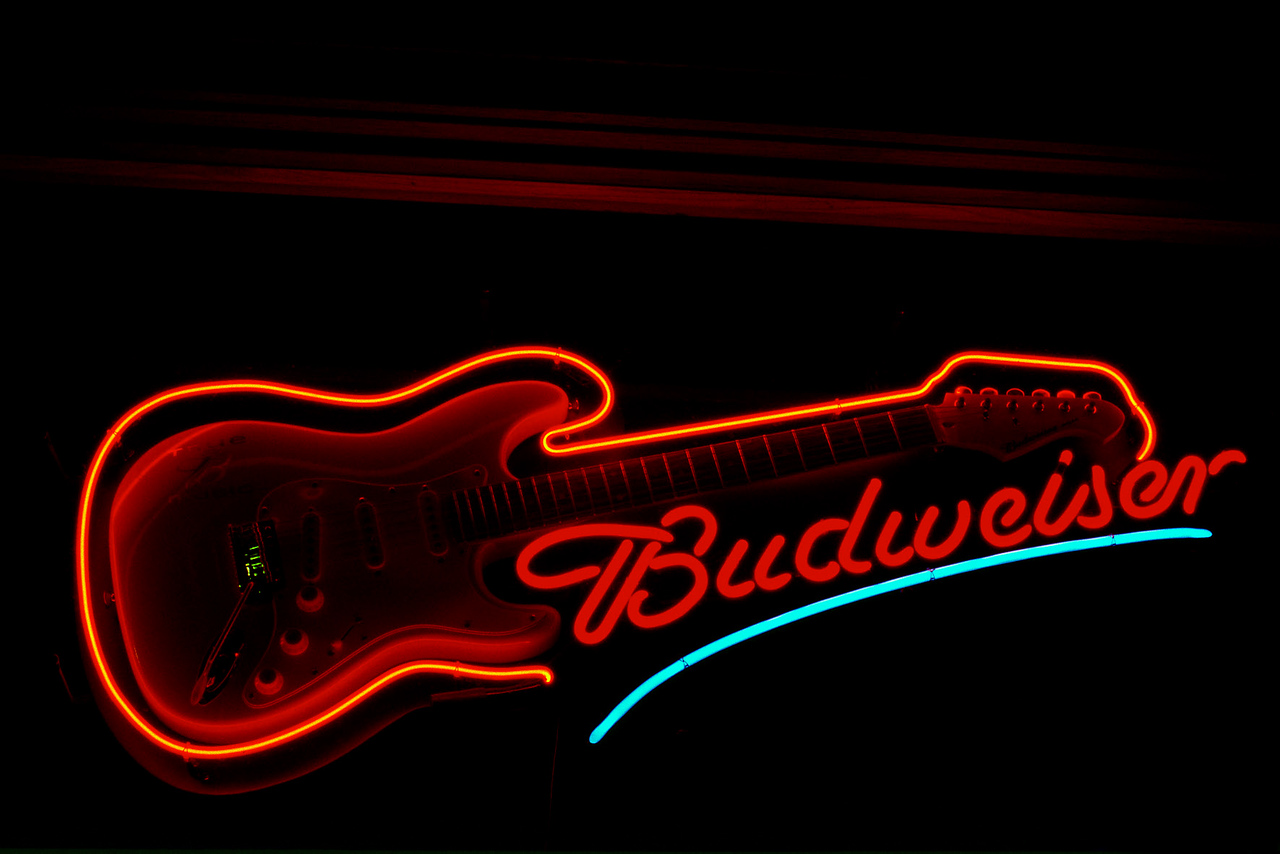 Neon sign, Durango Colorado.