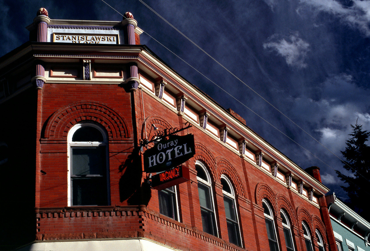 Ouray Hotel, Ouray, Colorado