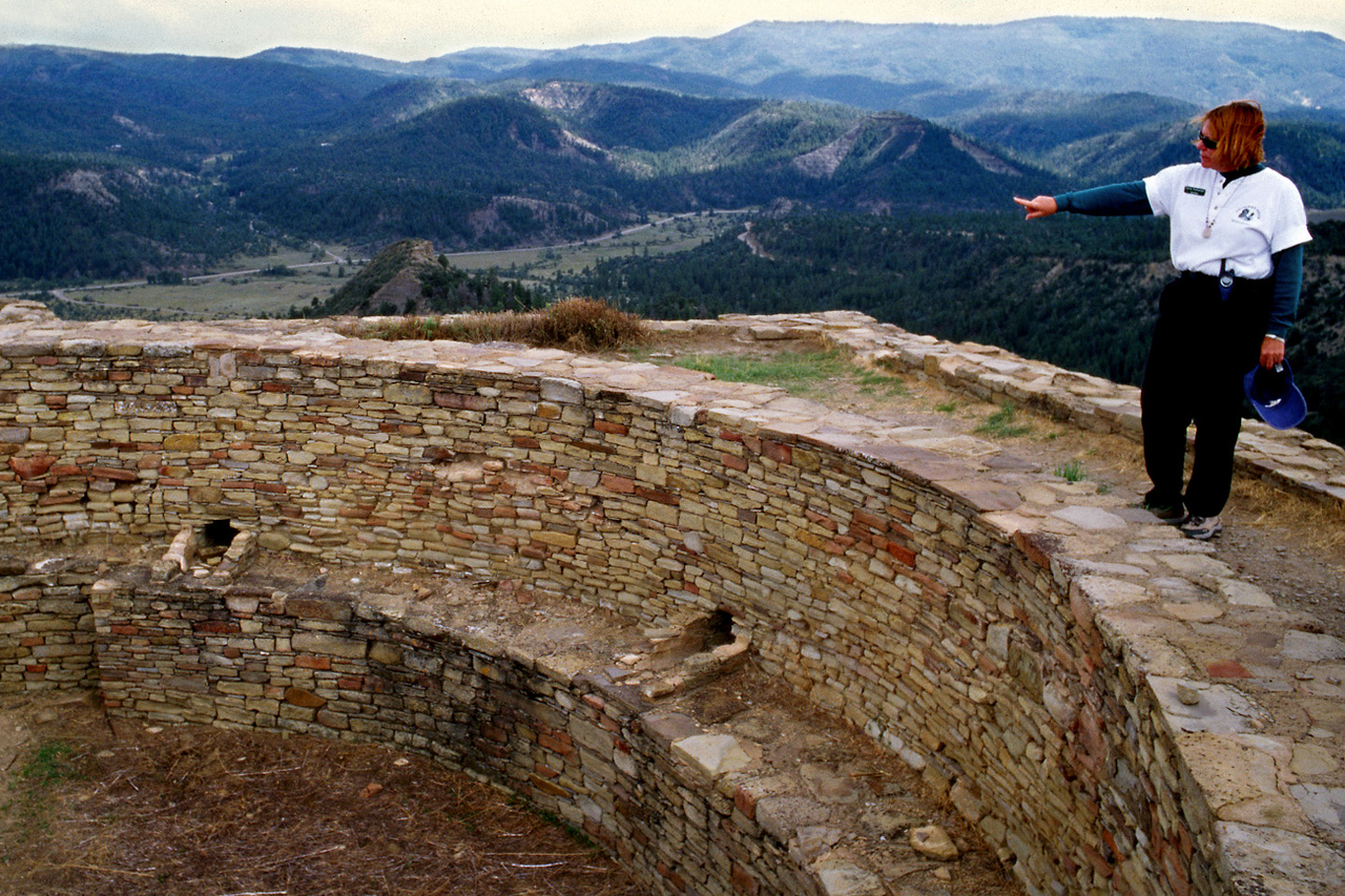 Chimney Rock Archaeology Area, Colorado