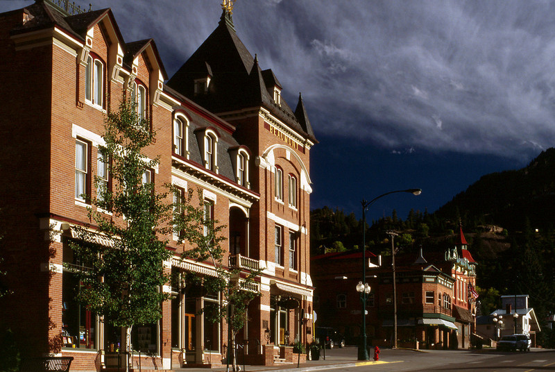 Beaumont Hotel, Ouray, Colorado
