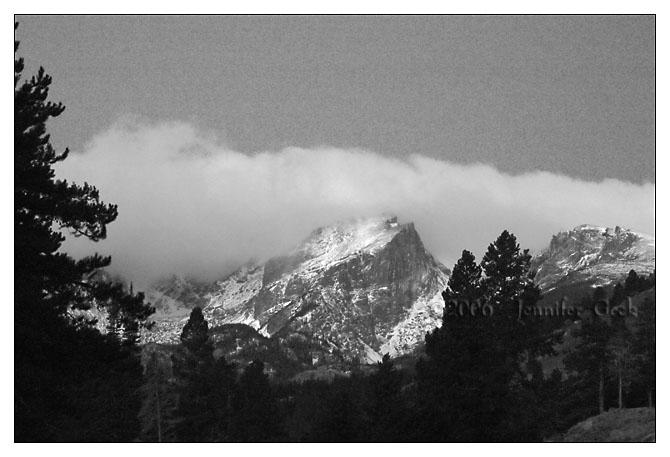 Hallett's Peak