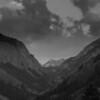 Ouray Colorado - B&W