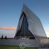 Air Force Cadet Chapel, United States Air Force Academy in Colorado Springs