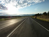 Ken and I flew into Cortez, Colorado and set out on the morning of Friday, Aug. 10. We went east on US160 to Durango.