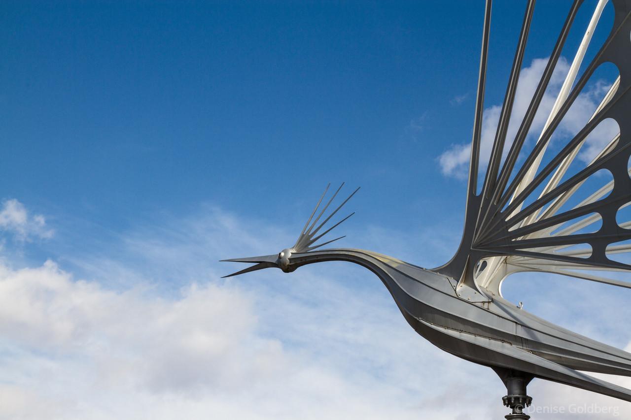 sculpture by Starr Kempf