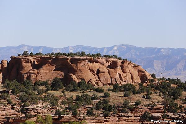 Colorado Nation Monument