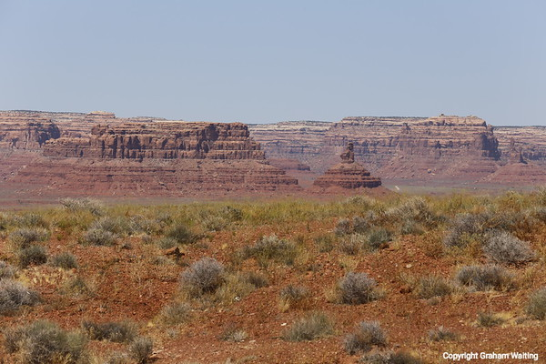 Headed to Mexican Hat