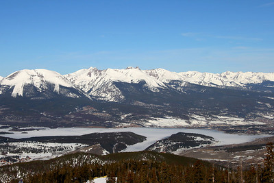 View from Keystone Summit House