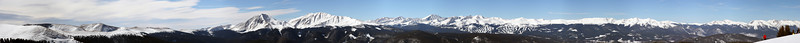 Panoramic Image from Keystone Outback