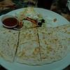 Chicken Quesadilla at the Wapiti Restaurant & Pub, Estes Park