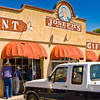 Joseph's Bar & Grill, Santa Rosa, New Mexico. Originally La Fiesta Cafe, Joseph's was opened in 1956. It has fed locals and tourists along Route 66 through 3 generations of Campos. I rated my experience there a C-. Guess I was spoiled by Michael's Kitchen in Taos.