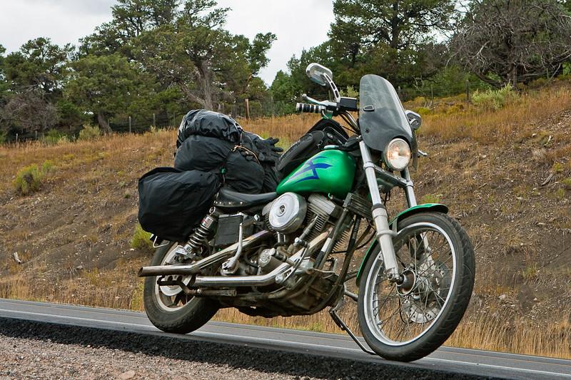 My ride, The Green Hornet