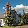 Old church, Crested Butte