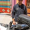 """How crazy is that? In Crested Butte I ran into AusFletch, aka Fred Fletcher, a motorcycle cyber pen pal of mine who lives in Austin. We both happened to be on the street in CB at the same time! Check out AusFletch's backpacking trip to Colorado <a href=""""http://www.twtex.com/forums/showthread.php?t=42390""""><span style=""""color:#5DFC0A"""">here</span></a>"""