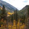 Poplar Gulch Trail near St Elmo