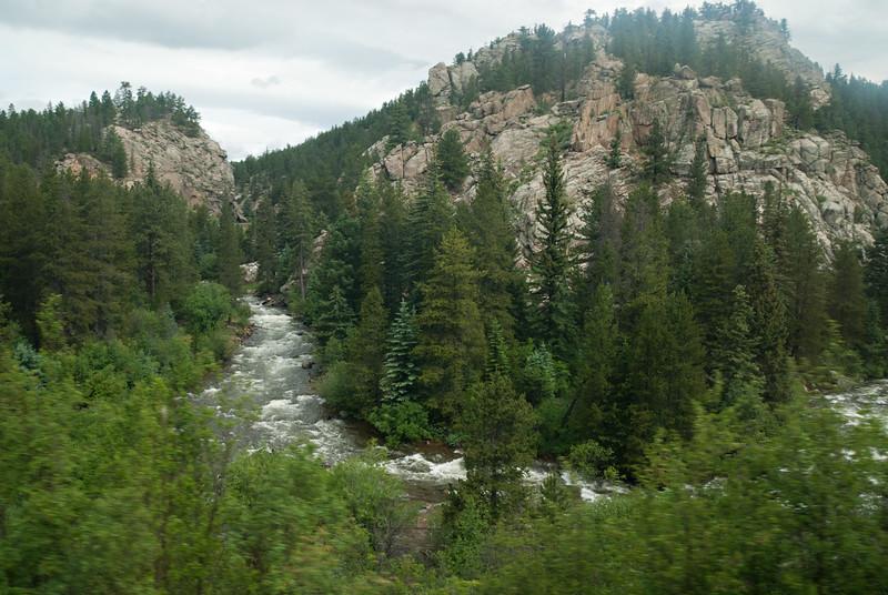 South Boulder Canyon