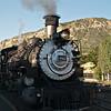 Durango & Silverton Engine 482