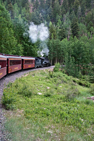 Colorado Heritage Trains