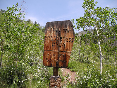 Colorado Hicking
