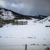 Colorado in winter.