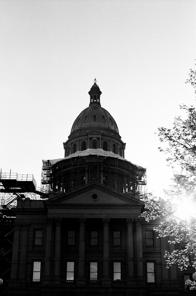 Denver Statehouse
